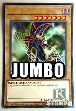YuGiOh, Yugi's Collector Box, 2X Dark Magician YUCB-EN001, Ultra Rare JUMBO Card