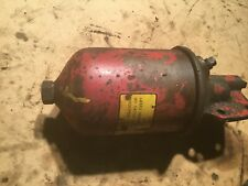 farmall  h oil filter cannister mounting