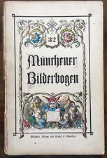 Lothar Meggendorfer. - Munich images Arc. Marron & SCHNEIDER. 1880