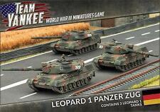 Team Yankee: West German: Leopard Panzer Zug (TGBX03) NEW