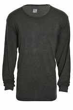$40 32 DEGREES WEATHERPROOF Men's THERMAL SHIRT Long Sleeve Gray BASE LAYER S
