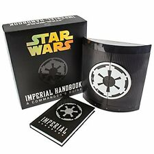 NEW Star Wars: Imperial Handbook Deluxe Edition FREE SHIPPING