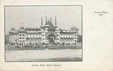 OCEAN PARK CA – Ocean Park Bath House – udb (pre 1908)