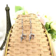Dangle Earrings Best Friend Gifts Women's Gymnastics Team Earrings Charm