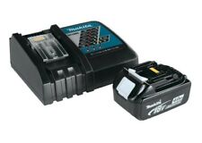 Makita BL1840DC1 18V LXT Lithium-Ion Battery and Charger Starter Pack (H-1)