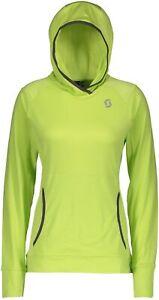 Scott Trail MTN 20 Womens Cycling Hoody - Green