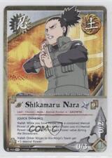 2010 Naruto Collectible Card Game: Path of Pain #953 Shikamaru Nara Gaming 0d8