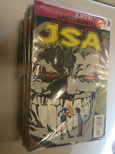 JSA - DC Comics - 1999 Series - Issues #29 - #85 - Except #65 #66