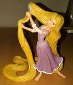 very beautiful pvc Figurine Rapunzel BULLYLAND Disney long hair princess 10 cm