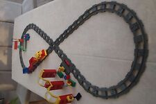 Lot N°08 : Duplo LEGO Circuit train - TB état