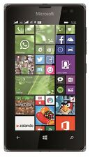 "New Nokia Lumia 435 Black Dual Sim 4GB Windows 3G 1GB RAM 4"" Unlocked Smartphone"