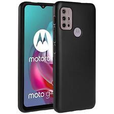 Schutz Hülle für Motorola Moto G30 / G10 Case Silikon Handy Hülle Cover Matt