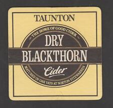 Bd-cerveza tapa-Coaster, dry Blackthorn Cider, Taunton/Inglaterra