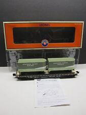 LIONEL 6-27532 NORTHERN PACIFIC PS-4 FLATCAR W/PIGGYBACK TRAILERS ORIGINAL BOX
