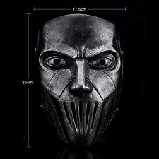 High Grade Resin Black Slipknot Joey Meaker Mask Halloween Party Masquerade Prop