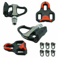 Repacked VENZO Road Bike  Look Keo compatible Sealed Pedals