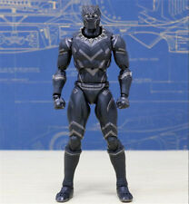 "6"" S.H.Figuarts Marvel Black Panther Figure Captain America: Civil War SHF US"