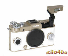 Pentax Q-S1 * SMC 5-15mm + SMC 15-45mm * Nur 108 Auslösungen * Wie NEU * OVP