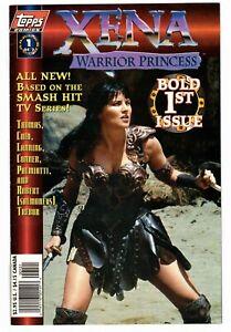 Topps Comics XENA Warrior Pricess #1 of 2