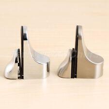 Glass Furniture Cabinet Wood Shelves Holder Bracket Shelf Support Zinc Alloy 1pc