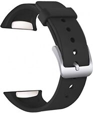 Samsung Gear S2 Smart Watch Band - FanTEK Soft Silicone Sport Style Replacement