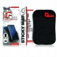 1 tappeto tappetino antiscivolo EGO da auto, porta oggetti per cellulari chiavi