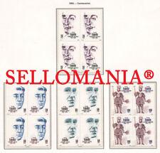 1983 SALZILLO TURINA ANTONIO SOLER SAN ISIDRO EDIFIL 2705 / 08 ** MNH B4 TC21486