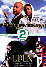 Finding God's Angel / Eden, New DVDs
