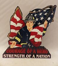 Shelia's Collectibles - Firefighters are Heroes - Spirit of America - #Usa06