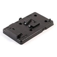 US V-mount V-lock D-Tap BP Battery Plate Adapter for Sony DSLR DV Video Camera