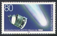 Germany 1986 Halley's Comet/Giotto/Space/Satellite/Astronomy 1v (n19718)