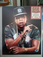 Jay-Z  Sean Carter Signed 8x10 Photo Certified GAA.