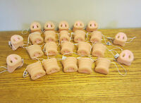 24 NEW PIG NOSES COSTUME ACCESSORY MASK RUBBER HOG BOAR SNOUT NOSE GAG GIFT