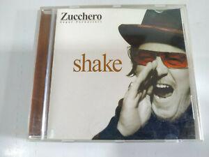 Zucchero Shake Sugar Fornaciari 2001 Polydor Italy Edition CD - 2T