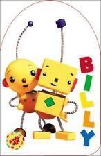 Rolie Polie Olie Shaped Board Book: Billy
