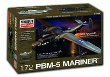 Minicraft 11684 WWII Martin PBM-5 Mariner Seaplane aircraft model kit 1/72