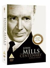John Mills Centenary Collection 5037115274533 DVD Region 2 P H