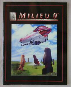 MILIEU 0 Marc Miller's Traveller T4 IMPERIUM GAMES 1996 RPG BOOK GDW