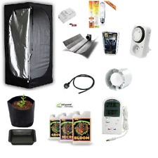 Grow Room Mammoth Lite 80 + HPS 150W Agro - Grow Tent - Kit Coltivazione Indoor