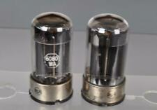 2 RCA CRC 6080WA TUBES MATCHED   #A14