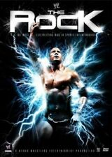 WWE - The Rock - The Most Electrifying Man In Sports Entertainment (DVD, 2008, 3-Disc Set)