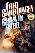 Shiva in Steel (Berserker Series)-ExLibrary