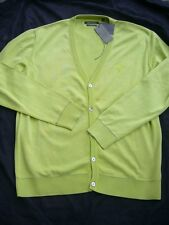 Marc o'Polo Cardigan Men's Jacket Spring/Summer Green Size L New