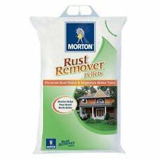 Morton Rust Remover Pellets 40lb Bag