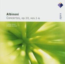 Giuliano Carmignola - Albinoni: Concertos, Op.10, Nos. 1-6 [CD]