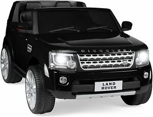 12V 3.7 MPH 2-Seater Licensed Land Rover Ride On Car Toy w/ Remote