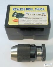 High Quality Precision Keyless Drill Chuck 0.3 – 8 mm with a JT2 taper