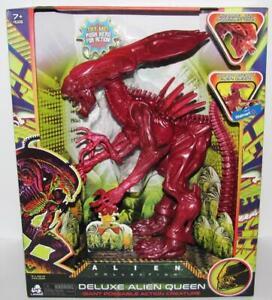 Deluxe Alien Queen Giant Poseable Action Creature figure in Box
