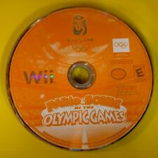 Mario & Sonic / Olympic Games Beijing 2008 (Nintendo Wii, ) Disc Only # 14600
