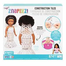 Znapeez! Dollgear Wedding Dress Kit (3 Piece)